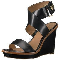 Calvin Klein Women's Pernina Wedge Sandal