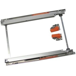 Blum B769R5337MF 21 x 18 in. Tandem Floor mount with Wide Frame