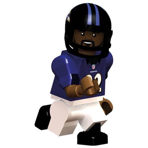 Baltimore Ravens OYO Sports NFL Torrey Smith Minifigure - multi