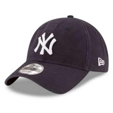 New Era MLB New York Yankees Home Core Classic 9Twenty Baseball Hat Cap 11591516