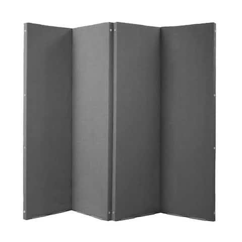 """VersiFold Acoustical Room Divider. by Versare - 6'6""""x8'"""