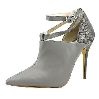 Grey Heels For Less | Overstock.com
