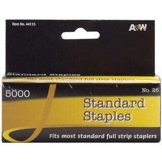 A & W Office Supplies 44115 Standard Staples 5000