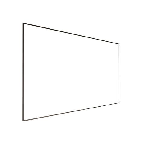 Monoprice 4K Fixed Frame Projection Screen 120 Inch ISF, Ultra HD, 16:9, No Logo