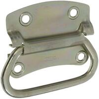 """National Hardware N226-886 Chest Handle, Stee, Zinc plated, 3-1/2"""""""