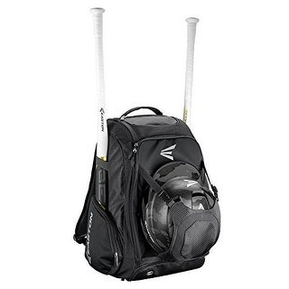 Easton Walk-Off IV Bat Pack Baseball Bag (Black)