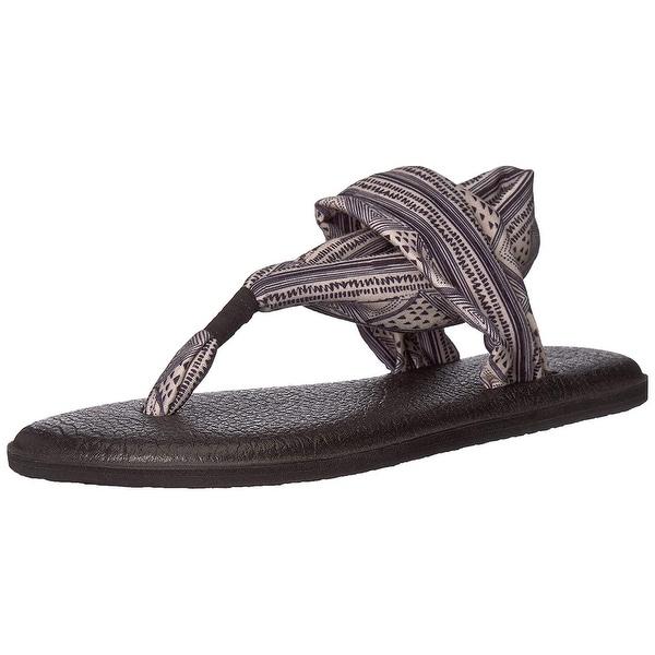 80bbb71fb Shop Sanuk Womens Yoga Sling 2 Split Toe Beach Strappy Sandals ...