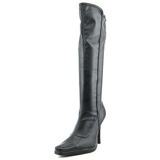 Chinese Laundry Faith Square Toe Synthetic Knee High Boot