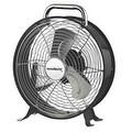 "Homebasix CZHV10 Retro Style Fan, 10"" - Thumbnail 0"