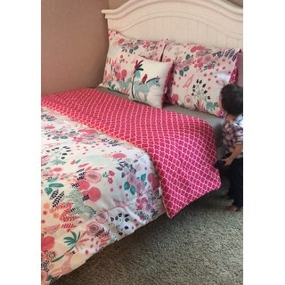 Waverly Kids Reverie Reversible 3-piece Comforter Set