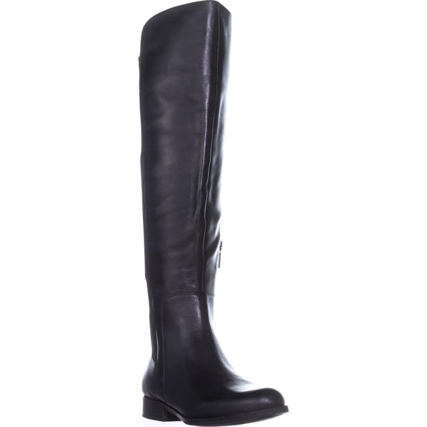 Bandolino Chieri Knee High Boots, Black/Black