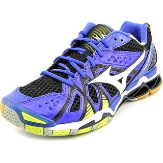 Mizuno Wave Tornado 9 Men  Round Toe Synthetic Blue Sneakers