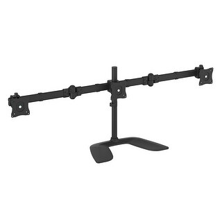 Startech - Armbartrio2 Triple Monitor Desktop Standnsteel For Up To 27In Monitors