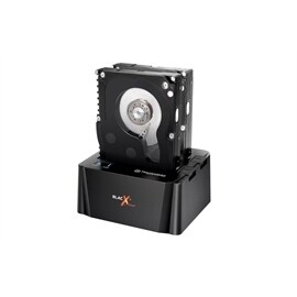 Thermaltake Accessory ST0014U-D BlacX Duet 2.5 inch/3.5 inch SATA USB 3.0 Docking Station Retail