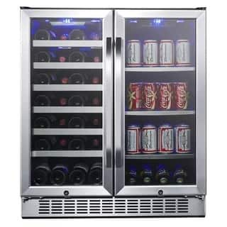 Danby Beverage Center And 27 Bottle Wine Cooler Free