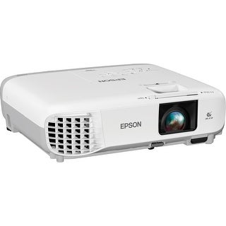 Epson - Lcd Projector - 3500 Ansi Lumen - 1024 X 768 - 1.07 Billion Colors - 15,000:1 -