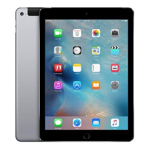 Refurbished iPad Air 2 9.7 In 64 Gb Space Gray Wifi +Unlocked 4G - SPACE GRAY