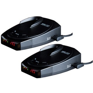 Rocky Mountain RMRC435 (2 Pack)  Laser Radar Detector and Scrambler