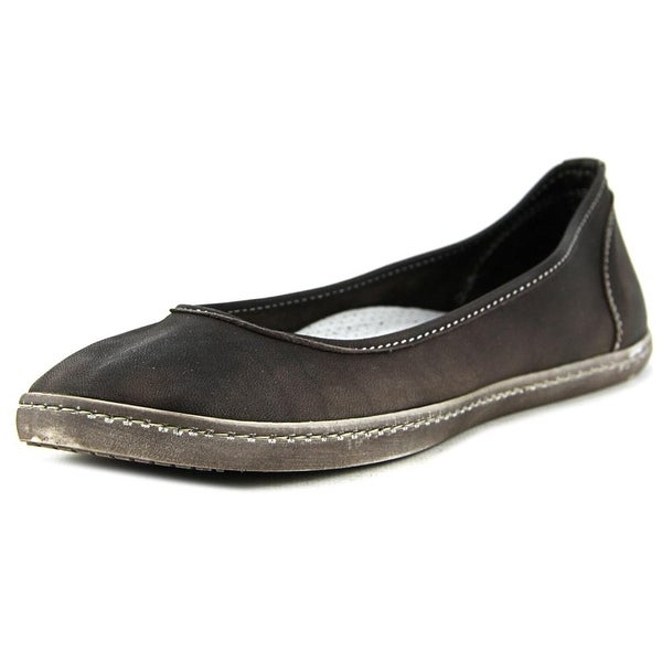 Comme a Bord Diana Women Brown Flats