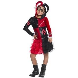 DC Comics Classic Batman Harley Quinn Costume Child (3 options available)