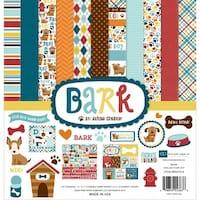 "Echo Park Collection Kit 12""X12""-Bark"