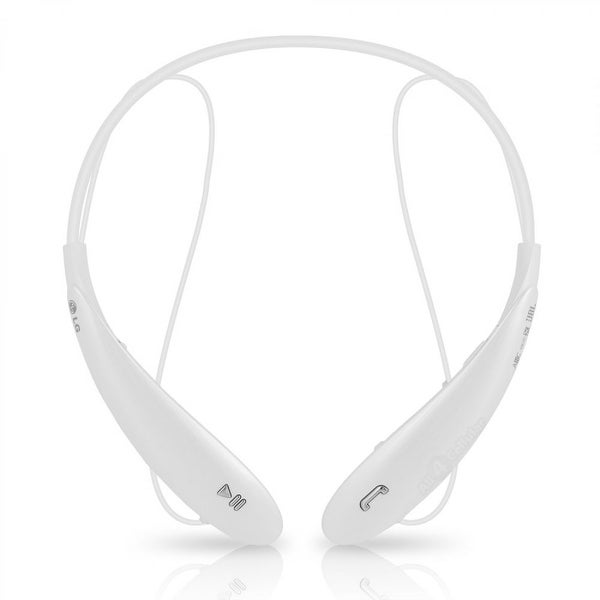223e0e8c94a Shop LG Tone Ultra HBS-800 Bluetooth Stereo Headset: White - Free ...