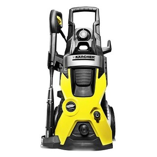 Karcher K5 2000 Psi 1.5 Gpm Electric Power Pressure Washer, Yellow