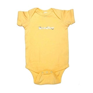 Impish Infant Custom Foil Printed Onesie for Baby Boys