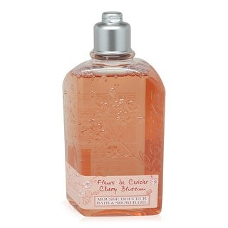 L'Occitane Cherry Blossom Bath & Shower Gel-250ml
