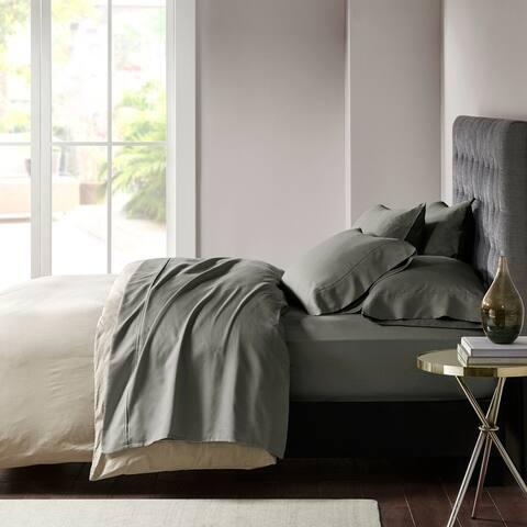 Madison Park 800 Thread Count Cotton Blend Sateen Bed Sheet Set
