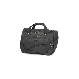 Travelpro Maxlite 4 - Black Polyester Fabric Soft Tote w/ Removable and Adjustable Shoulder Strap
