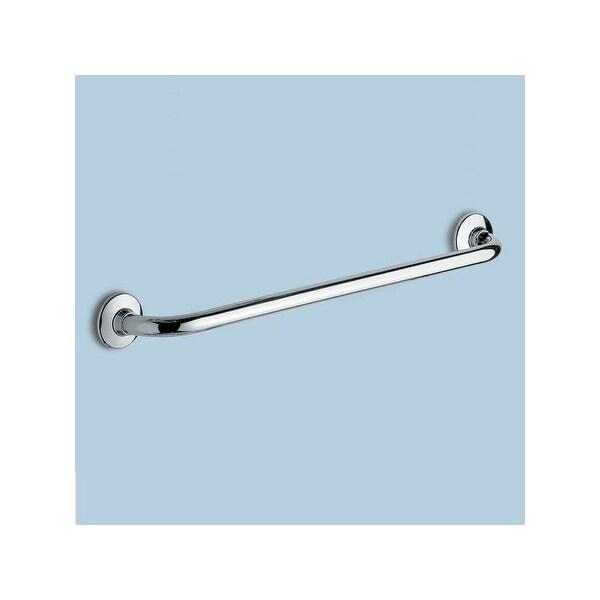 Shop Nameeks 2721 67 Gedy 27 Shower Grab Bar Polished Chrome N