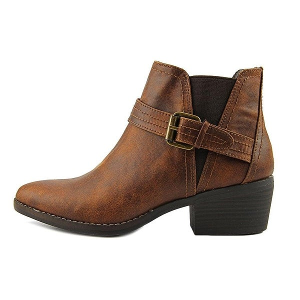 White Mountain Womens Hadley Closed Toe Ankle Fashion Boots