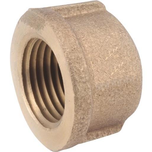Anderson Metals Corp Inc 1 Brass Cap 738108-16 Unit: EACH