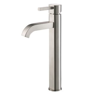 Link to KRAUS Ramus 1-Handle 1-Hole Vessel Bathroom Faucet w/ Pop Up Drain Similar Items in Faucets