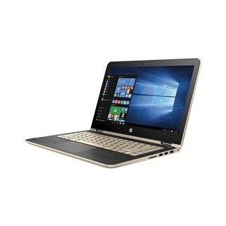 "Refurbished - HP Pavilion x360 m3-u103dx 13.3"" Touch Laptop i5-7200U 2.5GHz 8GB 128GB SSD W10"