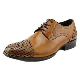Stacy Adams Pierpoint Cap Toe Leather Oxford