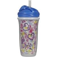 Playtex Insulator Straw Cup - 9 oz - Girl