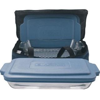 Anchor Hocking - 82644Obl5 - 6 Pc Bake N Take Set