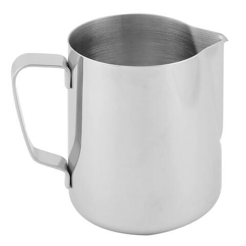 Stainless Steel Beaker Coffee Mug Pitcher Drink Bottle Cup 350mL