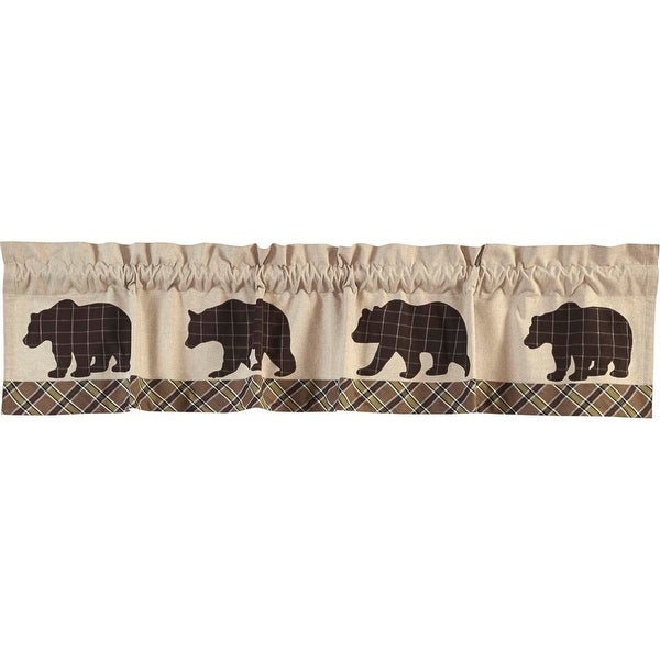 Shop Wyatt Bear Valance - 17925721
