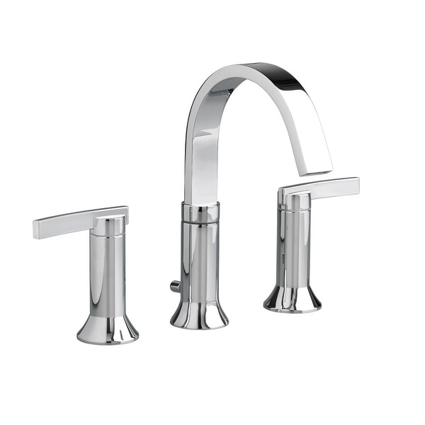 American Standard 7430.801 Berwick Widespread 1.2 GPM Bathroom Faucet with Speed Connect Technology - n/a