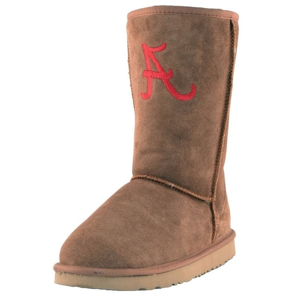 Gameday Boots Womens University Of Alabama Roadie Hickory AL-RL1001-1