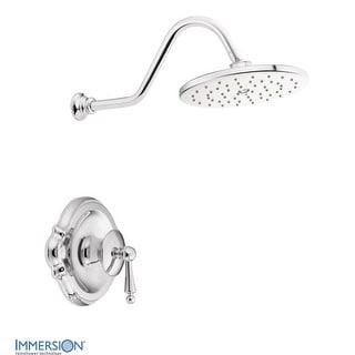 Moen TS312 Waterhill Posi Temp Shower Only Faucet Chrome Moen Incorporated