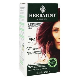 Herbatint Hair Color Violet 4-ounce