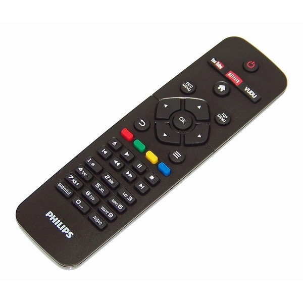 NEW OEM Philips Remote Control Originally Shipped With BDP2385, BDP2385/F7
