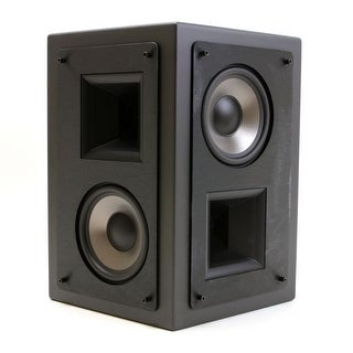 Klipsch KS-525-THX Black Surround Speakers - Pair