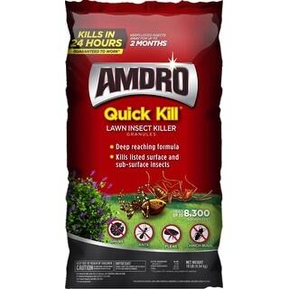 Amdro Quick Kill Lawn Insect Killer Granules