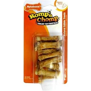 Nylabone Romp N Chomp Treat Refills Mini 9 Piece