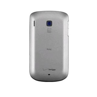 OEM HTC Ozone Standard Battery Door / Cover - Gray (Bulk Packaging)